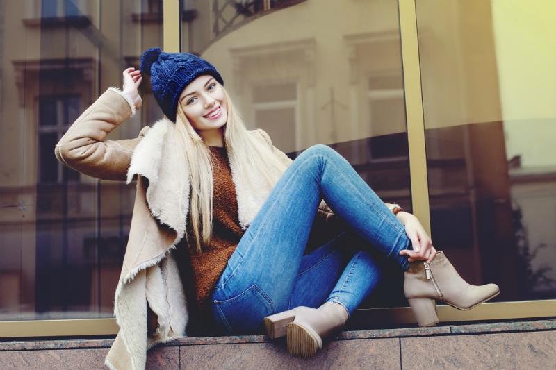 fashion shopping for fall